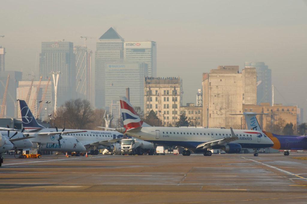 londyn city airport