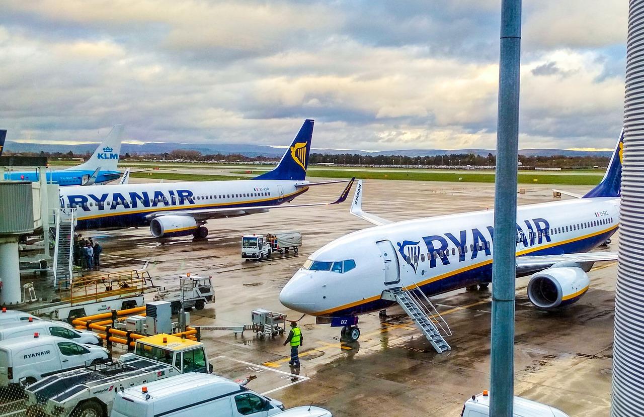 Ryanair wprowadza nowe połączanie z Poznania