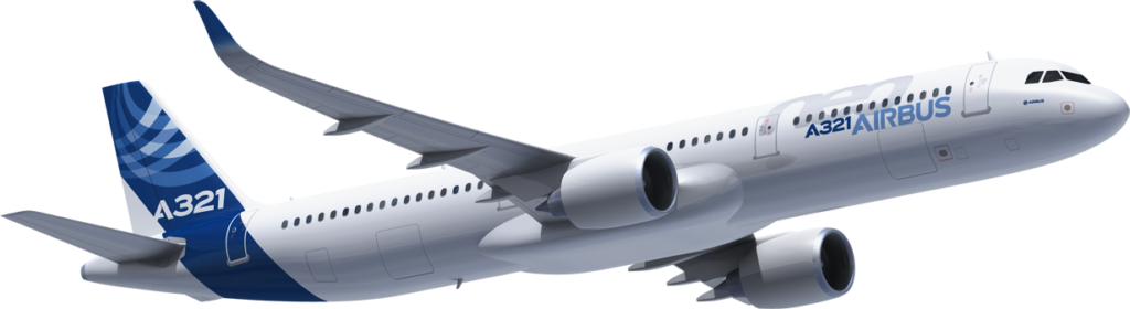 samolot airbus A321