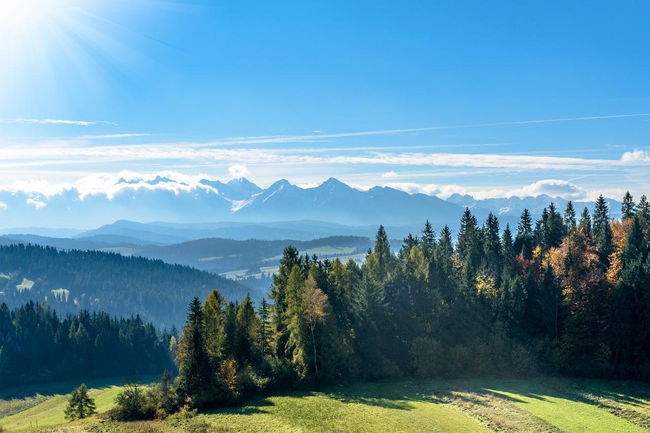 Gdzie na weekend w góry